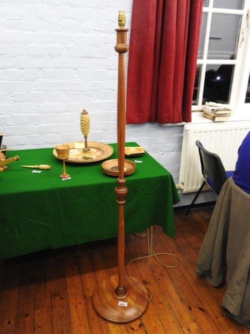 Alan Cornwall (Goblet)  Standard Lamp ?